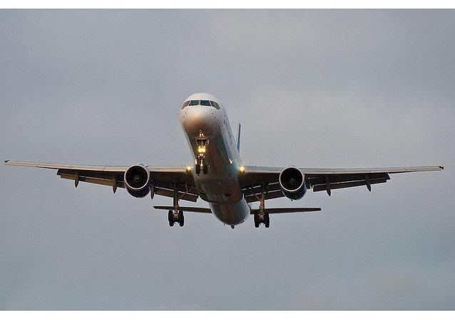 Самолет Boeing 757