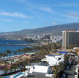 Tenerife Island Playa de las Américas