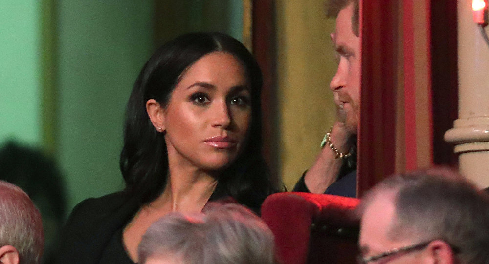 Queen Elizabeth Reportedly Isn't A Fan Of Meghan Markle's