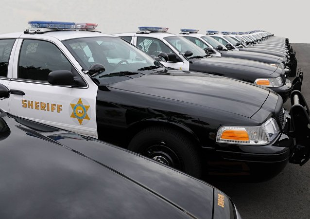 Los Angeles County Sheriff's Department.