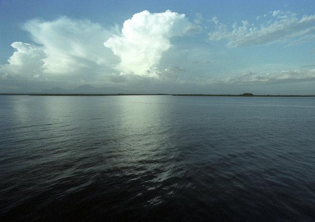 Nicaragua, Port of Corinto