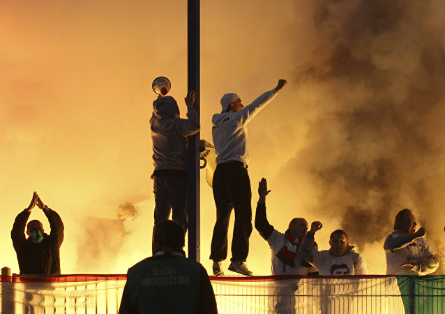 Polish Hooligans (File)