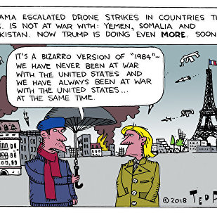 Drones Away: Trumping Obama