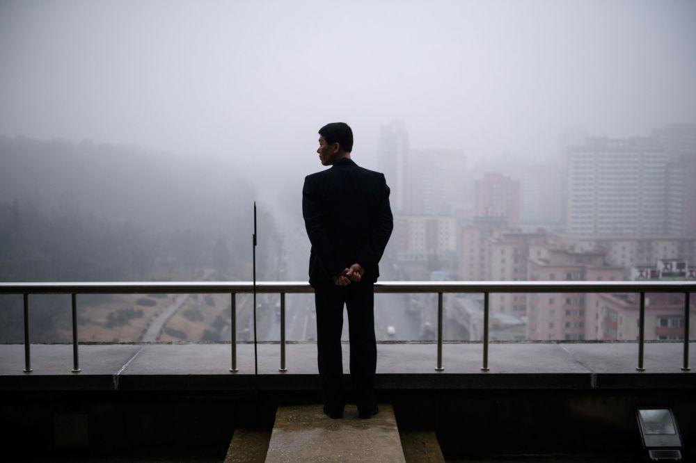 Hello Darkness, My Old Friend: Gloomy Beauty of North Korea's Cities