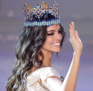 The Miss World 2018 Winner is Miss Mexico Vanessa Ponce de Leon