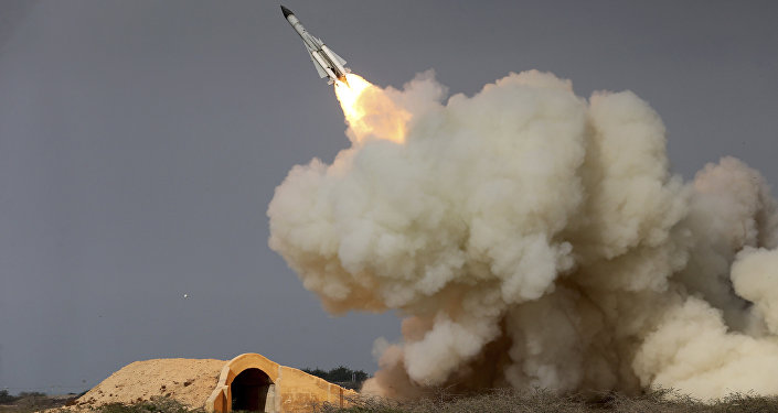 U.S. Says Iran Has 'Largest' Mideast Missile Force