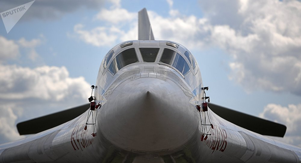 Russian strategic bombers fly over Caribbean Sea with Venezuelan jets: ministry