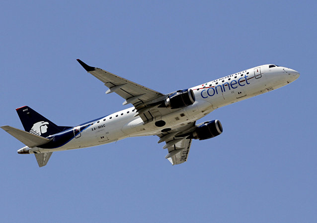 Aeromexico Airlines aircraft