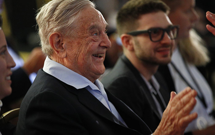Soros, Disney, Other US Billionaires Call on 2020 Presidential Candidates to Introduce Wealth Tax