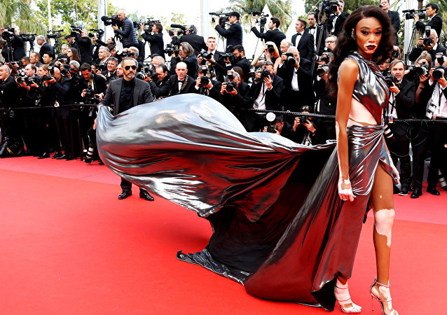 71st Cannes Film Festival - Screening of the film Solo: A Star Wars Story out of competition - Red Carpet Arrivals - Cannes, France, May 15, 2018