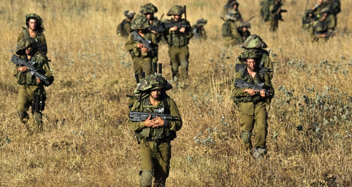 Israel strikes Hamas positions in Gaza after border bombs