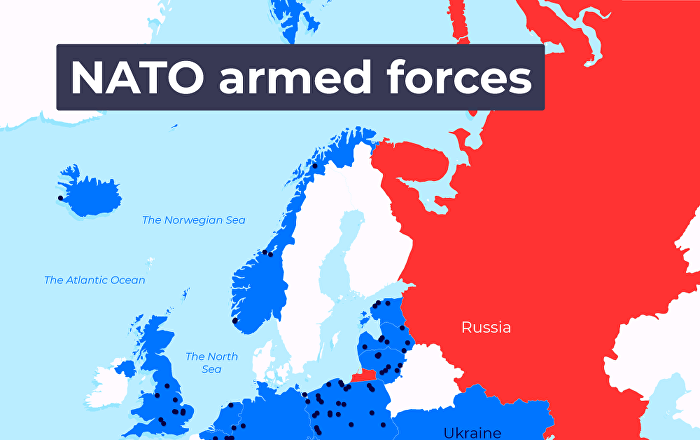 NATO armed forces