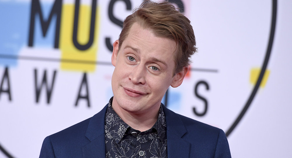 Macaulay Culkin confirms hilarious name change