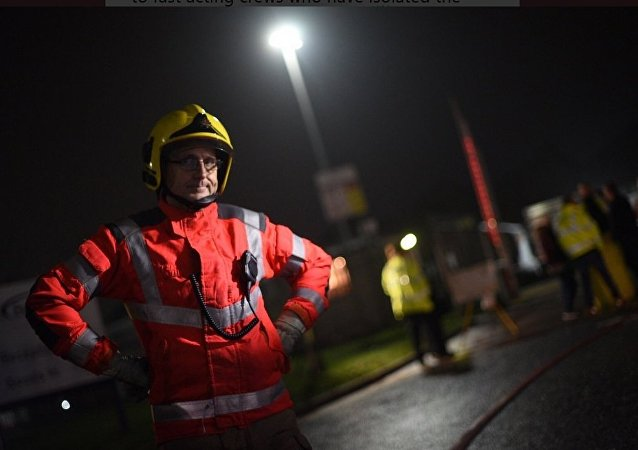 Greater Manchester Fire & Rescue Service ‏Verified