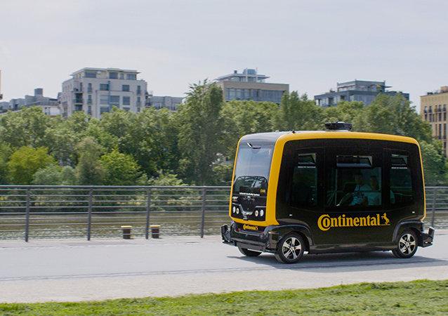 Continental robo-taxi or pod