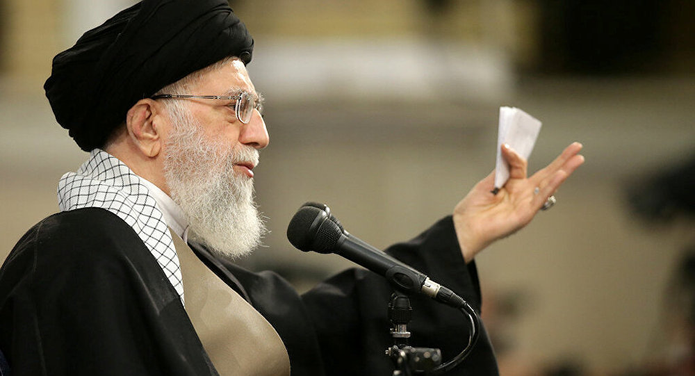 Iran's Khamenei says some US officials are 'first-class idiots'