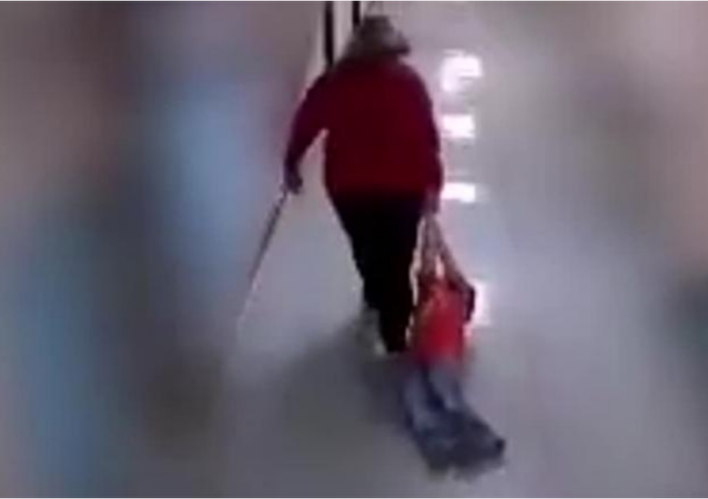 Boy with autism dragged through Kentucky school hallway