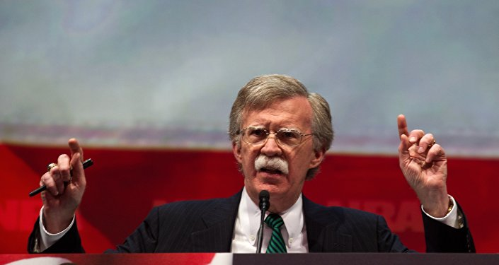 Former US Ambassador to the UN John Bolton