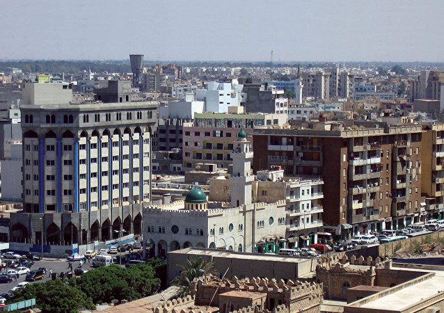Tripoli Panorama