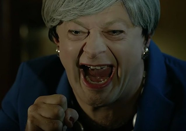 Gollum star Andy Serkis releases hilarious Brexit deal parody of Theresa May