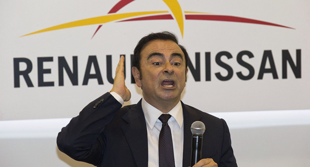 French Fin Minister Denies Reports About Talks on Possible Renault-Nissan Merger
