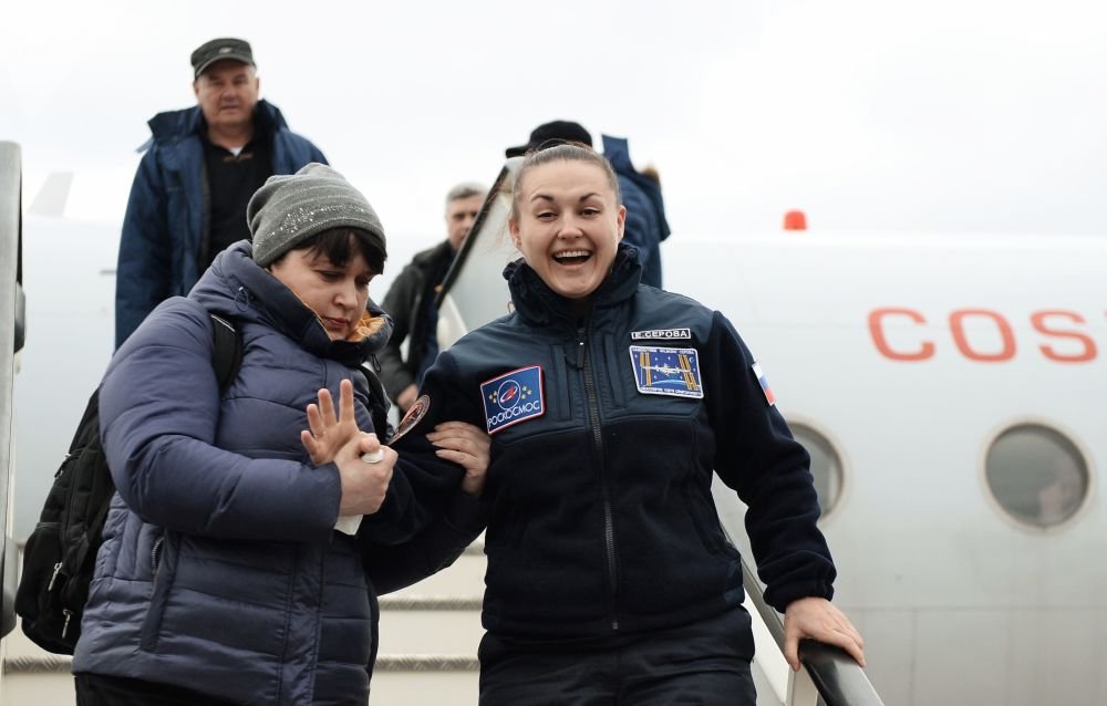 To the Stars and Beyond: Meet Russia's Female Cosmonauts