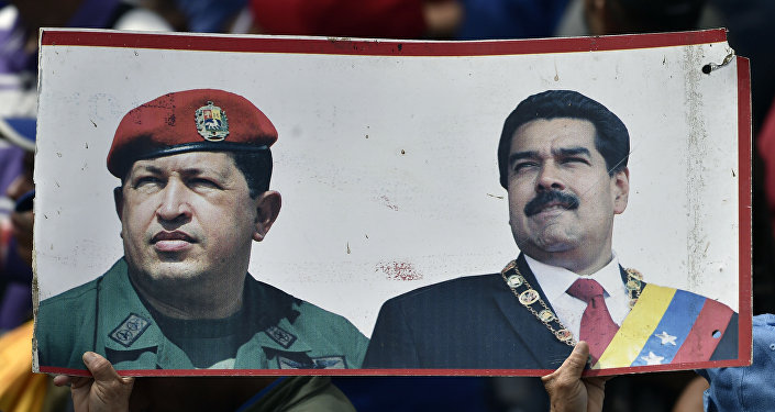 Venezuelan general defects as anti-Maduro rallies draw huge crowds