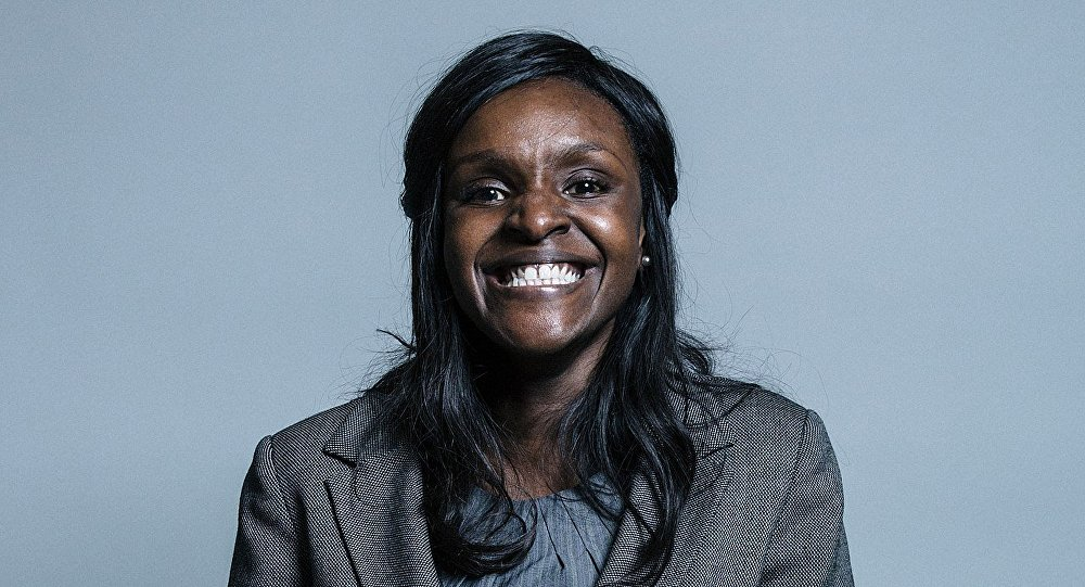 Official portrait of Fiona Onasanya