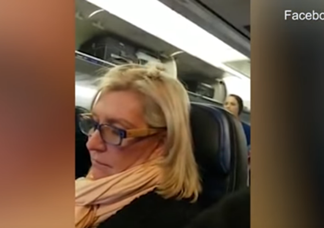 US Traveler Kicked Off Flight for Rant About Sitting Next to 'Two Big Pigs'