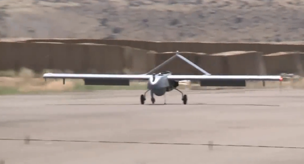 RQ-7 Shadow tactical unmanned air systems