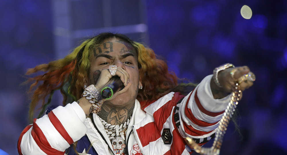 TEKASHI 6IX9INE INDICTMENT