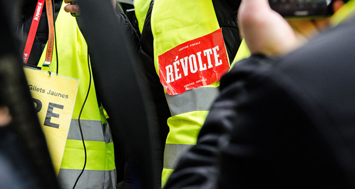 Anti-Semitism probe launched after comments made at yellow vest protest in Paris