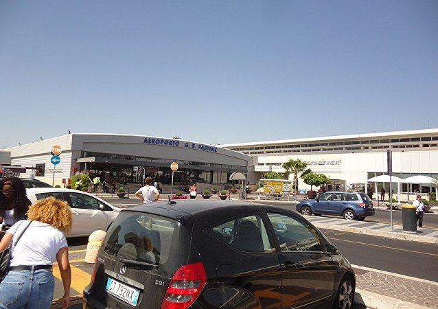 Ciampino–G. B. Pastine International Airport