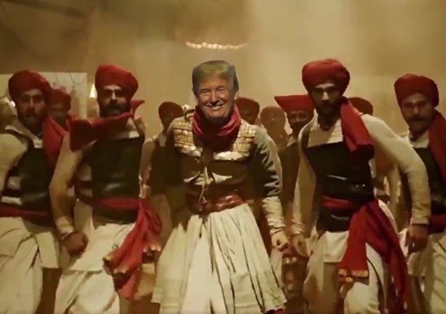 Peshwa Warrior Trump