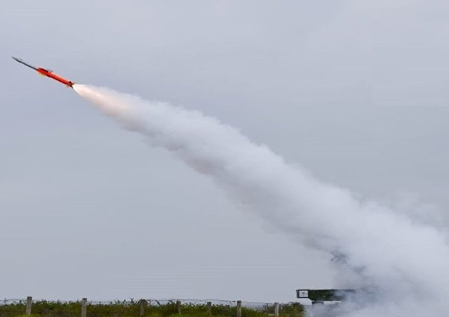Quick Reaction Surface to Air Missile DRDO Test Video | 26-02-2019 | QRSAM