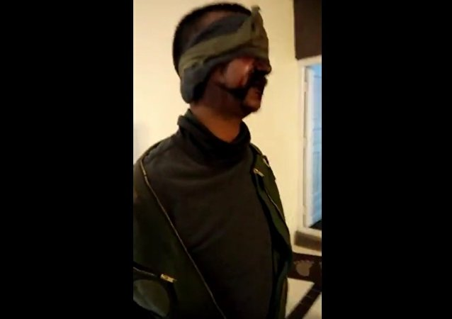 Indian Pilot, wing commander, arrested after air combat, watch now