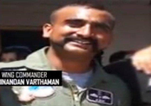 Pilot Abhinandan