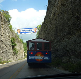 A bus in Dominican Republic (FILE PHOTO).