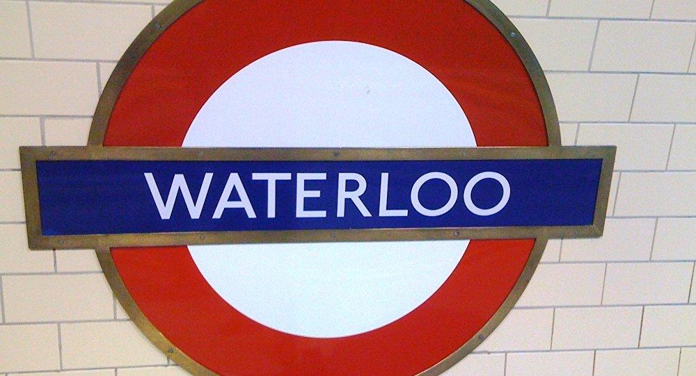 Waterloo Station, London