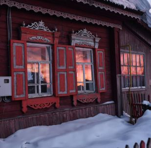 Snowy Fairytale: What Life is Like in Remote Siberian Village