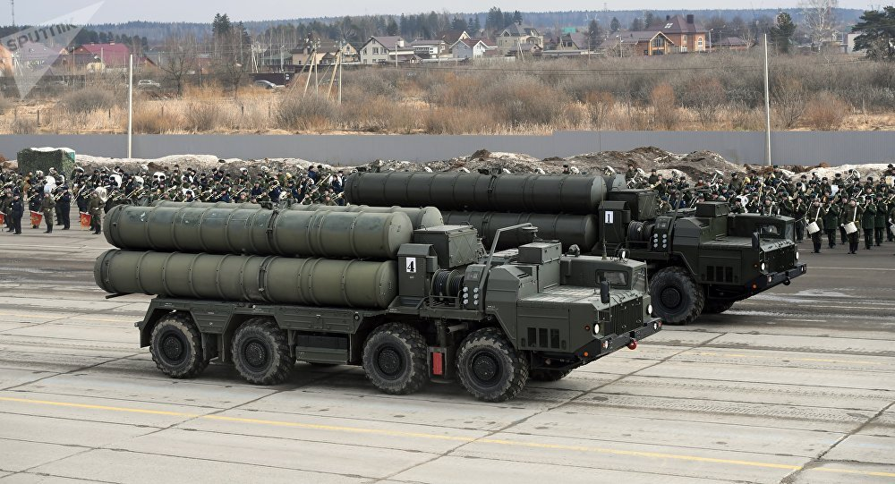 Russian S-400 Missile Systems