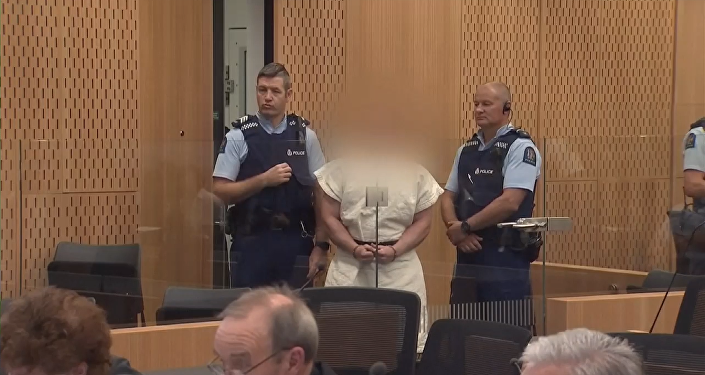 Suspect in New Zealand mosque shooting charged with murder