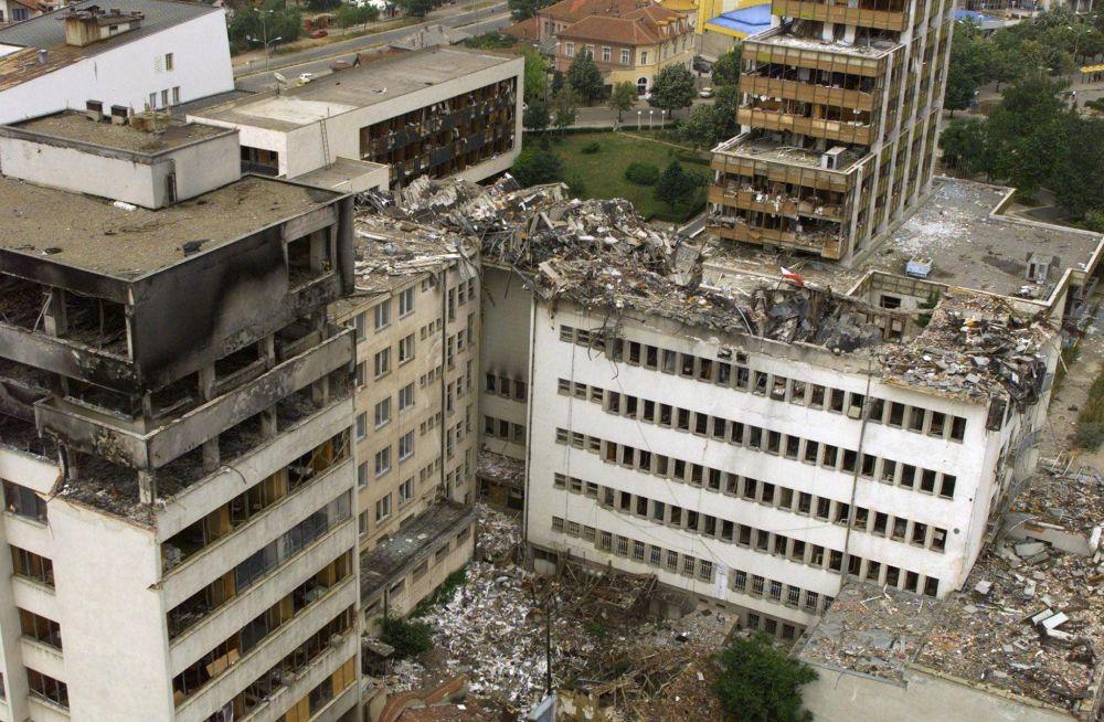 Crime That Won't Be Forgotten: 20th Anniversary of NATO Aggression in Yugoslavia