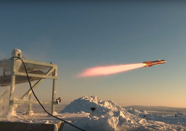 First firing of the new Brimstone 3 strike missile