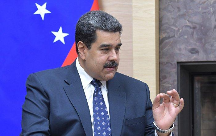 Venezuela's Maduro Says He's Willing to Meet With Trump