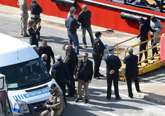 On Thursday, Maltese armed forces stormed the vessel and detained five migrants suspected of leading the hijacking after the ship docked in the capital Valletta