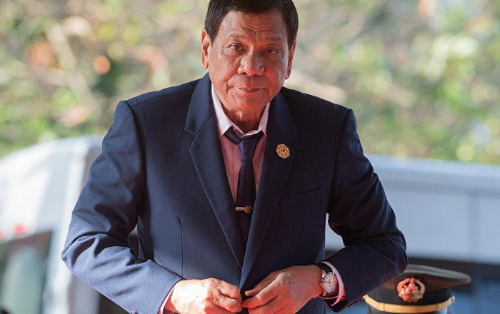 Philippines Could End in 'Deep Sh*t' If Anti-Coronavirus Restrictions Fully Lifted, Duterte Says