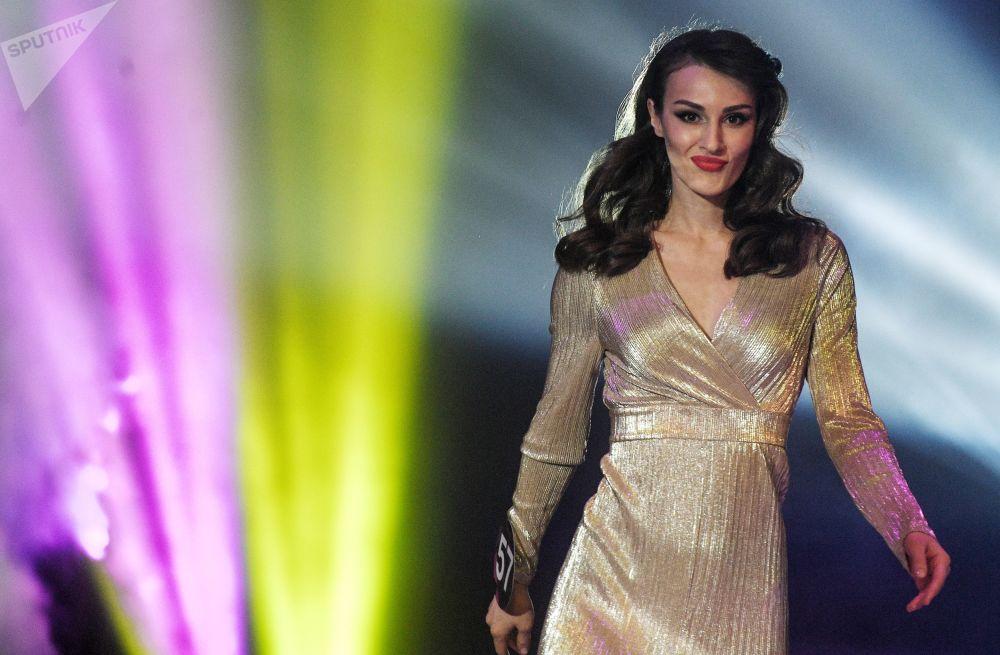 Itsy Bitsy Teeny Weeny: Moscow's 2019 Miss International Mini