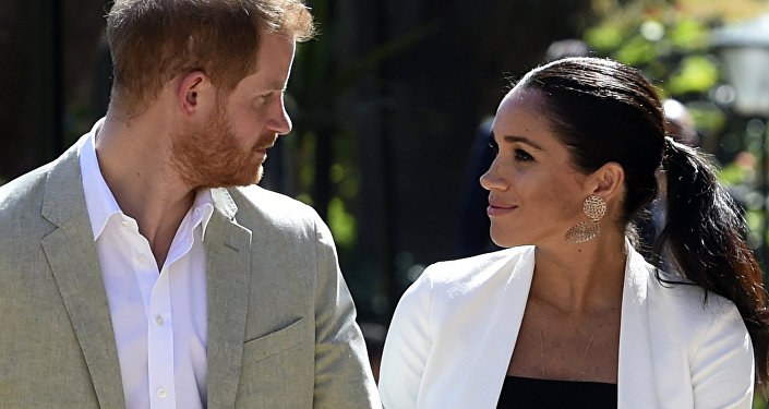 Prince Harry and Meghan move into their new home