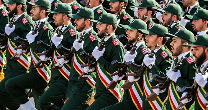 Iran's Supreme Leader Appoints New Chief Of Revolutionary Guards